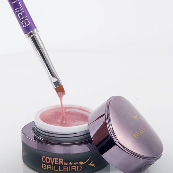 brill cosmetix,brillbird,cover gel,cover brill