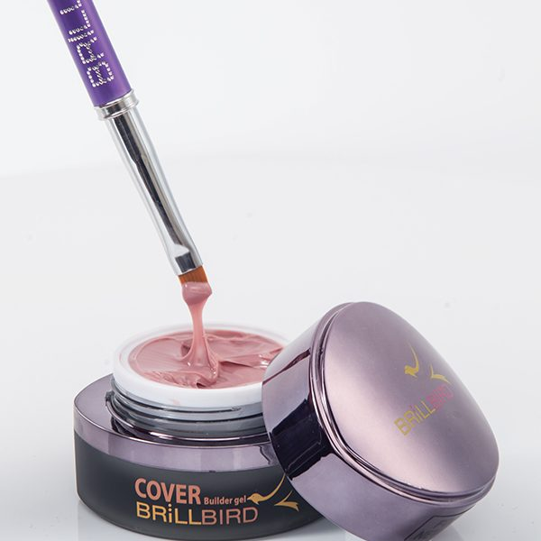 brill cosmetix, brillbird,cover gel,cover forming