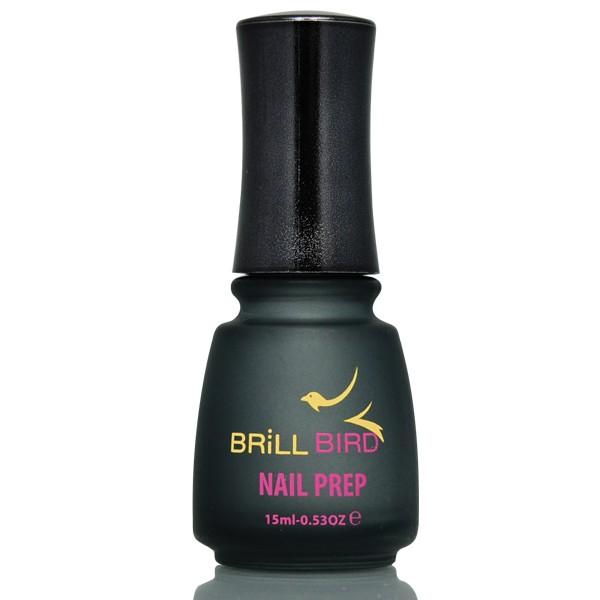 brill cosmetix,brillbird, nail prep, dehidrator