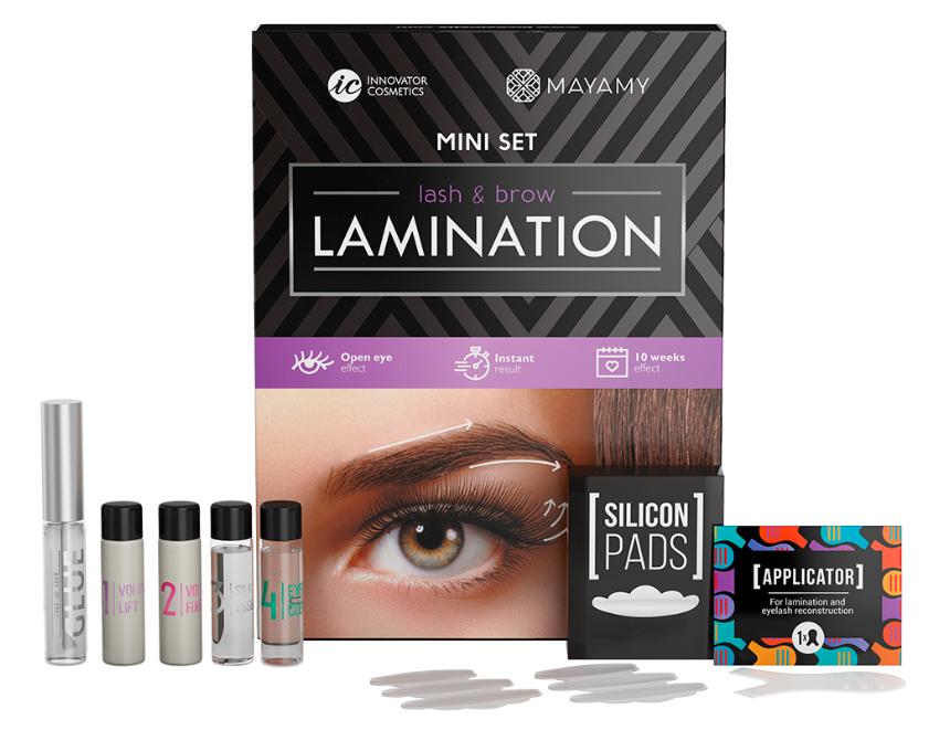 henna brows,lamiantion,innovator cosmetics,brill cosmetix